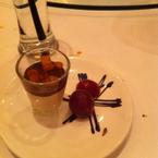 Dessert: mouse chocolate