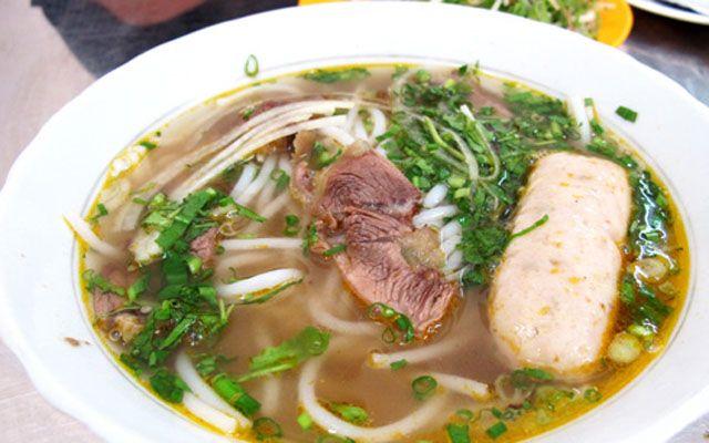 Bún Bò Tây Lộc - Đậm Đà, Thơm Ngon ở TP. HCM