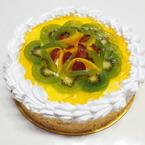 Seasonal Fruit Cake