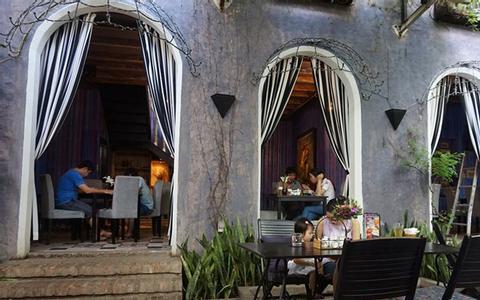 Pergola - Cafe Nhà Hàng Sân Vườn