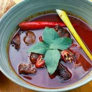 Cà ri dê, món nổi tiếng của Lộc Ấn