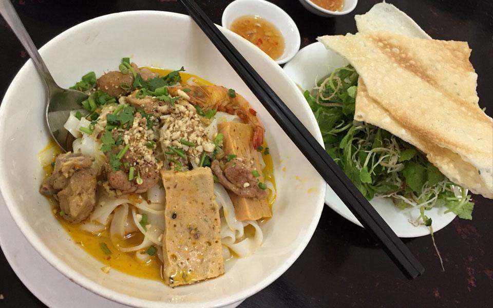 Mì Quảng Mỹ Sơn - Phan Xích Long