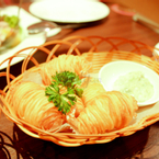 Potato Shrimps nhìn vui ghê lun :D