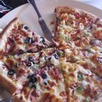 pizza 2 loại