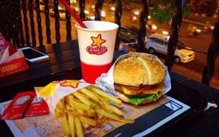 Carl's Jr. Hamburger - Phú Mỹ Hưng