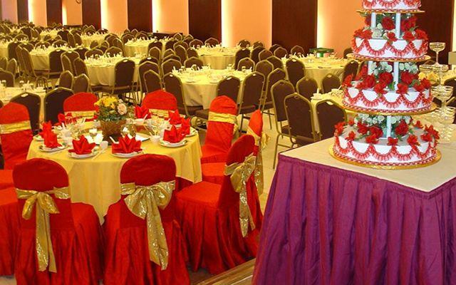 Nhà hàng Thượng Uyển - Tổ chức tiệc cưới ở TP. HCM