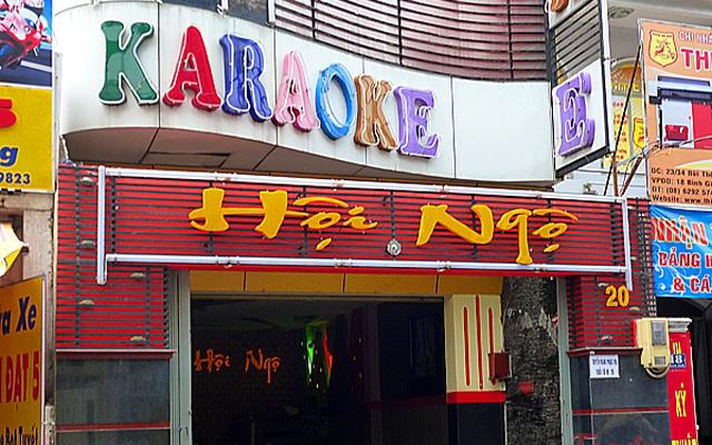 Karaoke Hội Ngộ - Hát hò thỏa thích ở TP. HCM