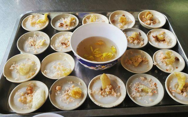 Gốc Bánh Bèo Bà Cư - Đặc Sản Huế - Phan Đình Phùng ở Huế