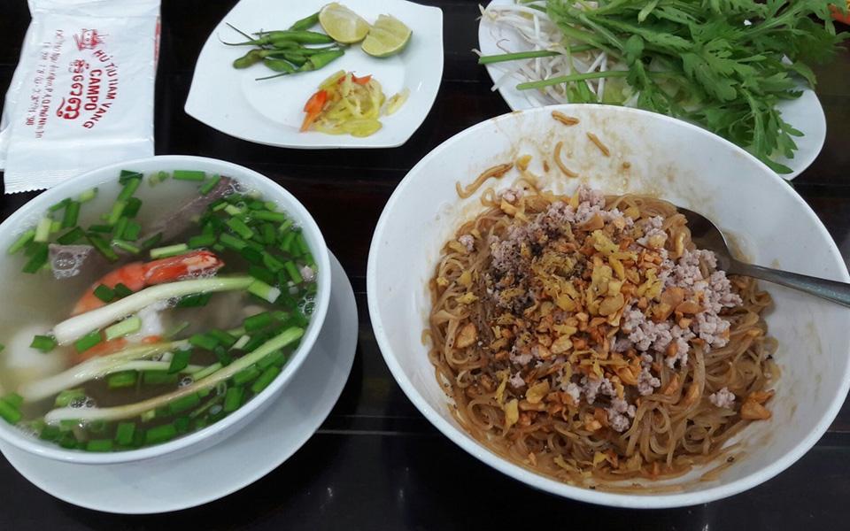 Hủ Tiếu Nam Vang Campo - Nguyễn Kiệm