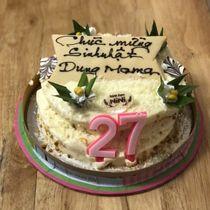 NiNi Bakery - Bánh Kem Pháp - Đường D2