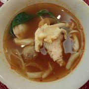 Nước lèo lầu Thái hải sản