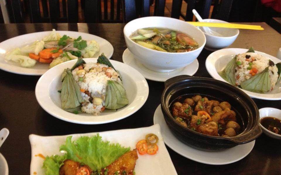 Sen - Nhà hàng Chay