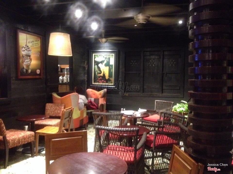 Highlands Coffee Mac Dinh Chi Cafe Sang Trong Binh Luan