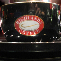 Highlands Coffee - Saigon Trade