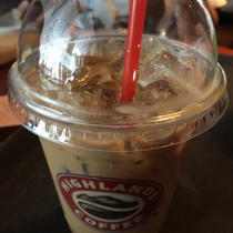 Highlands Coffee - Saigon Tower