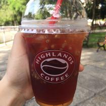 Highlands Coffee - Liberty Phạm Ngũ Lão