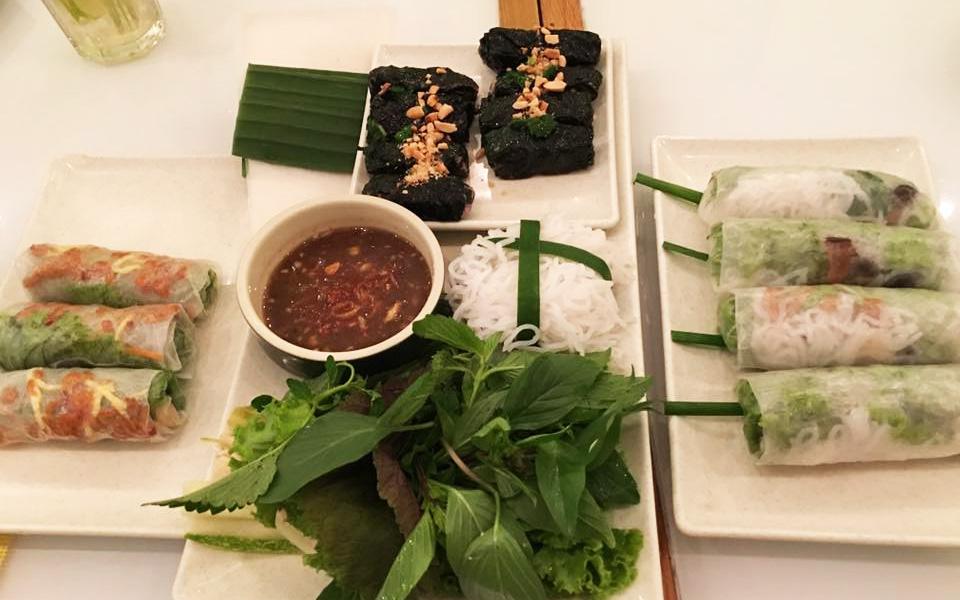 Wrap&Roll - Nguyễn Đức Cảnh