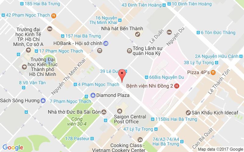 Bản đồ - KOH Thai - Kumho Asiana
