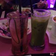 Trà atiso nha đam và trà xanh Thái - 48k