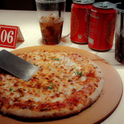 Pizza cỡ vừa, 6 miếng