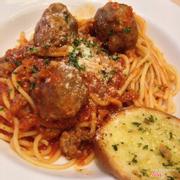 Spaghetti viên