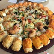 pizza phomai hải sản