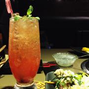 Strawberry soda :3 món này ngon