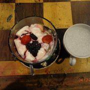 yogurt rừng bạc