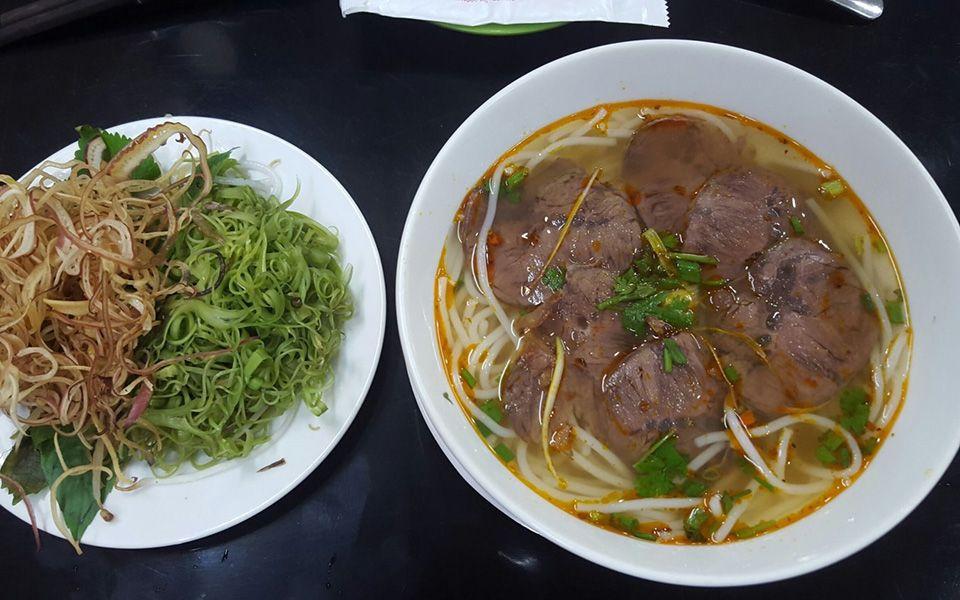 Bún Bò Huế Nhung