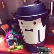 Cafe Americano nóng !