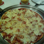 Pizza phô mai