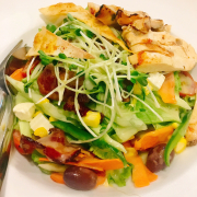 Al's special salad