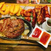 beef steak - sườn nướng