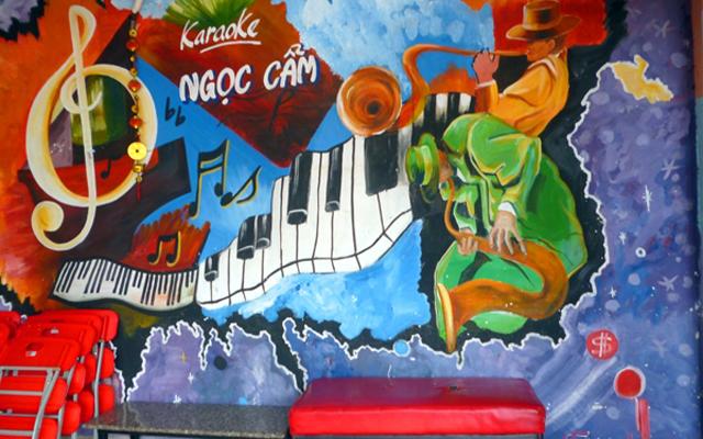 Karaoke Ngọc Cẩm - Giàn âm thanh hiện đại ở TP. HCM
