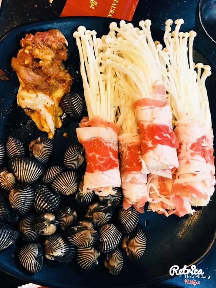 buffet hải sản ngon tại hà nội_Sing Restaurant Buffet