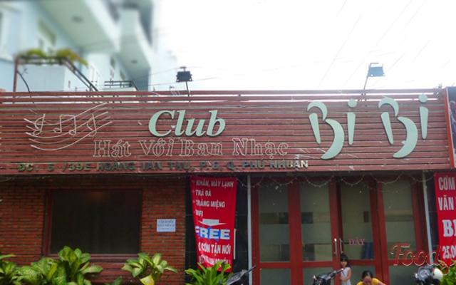 Bi Bi Club - Cafe