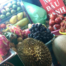 Thị Nghè Quán - Sinh Tố & Trái Cây Dĩa