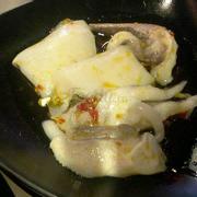 bạch tuộc tươi và dày