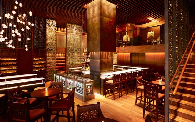 Lobby Park Hyatt Hotel, 2 Công Trường Lam Sơn Quận 1 TP. HCM