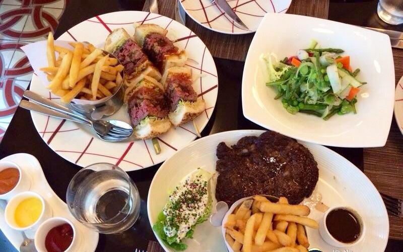 Quán 48 Bistro - Beefsteak & Món Âu ở TP. HCM