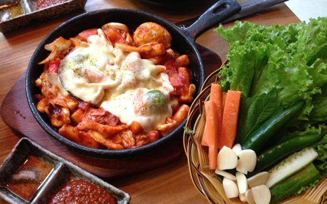 Kwan Korean Casual Dining - Phú Mỹ Hưng