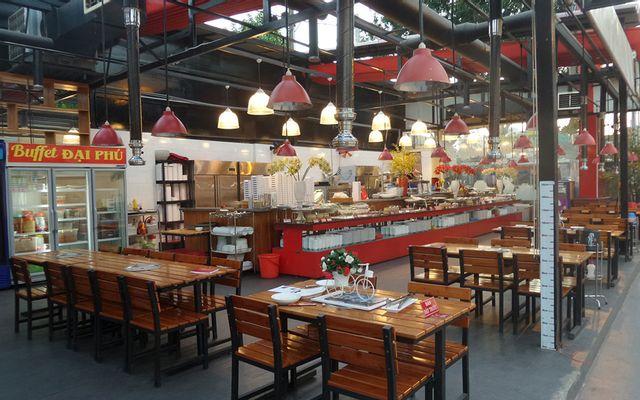 Nhà hàng Hải Sản Đại Phú ở TP. HCM