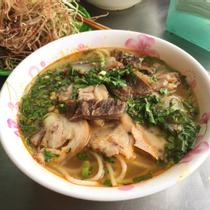 Bún bò Hương Giang - Lê Bình