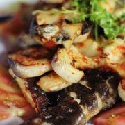 Cá lăng nướng muối ớt