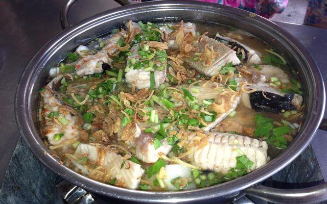Lẩu Cá Đuối - Trương Công Định