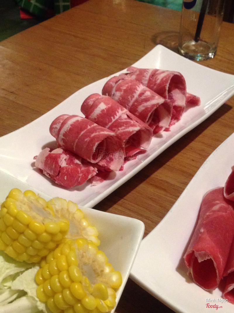Thịt bò 159k