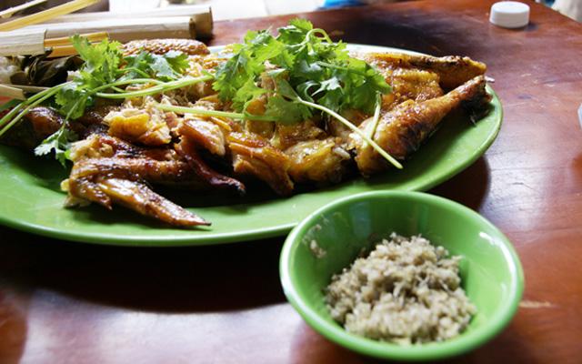 Quán ăn Đakla - Hương Cao Nguyên ở Kon Tum