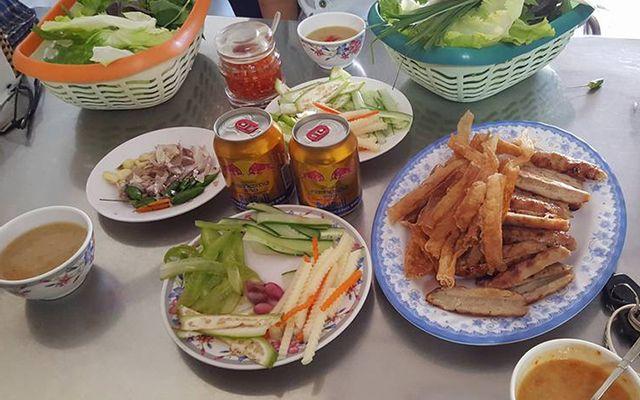 Nem Nướng Bà Nghĩa ở Lâm Đồng