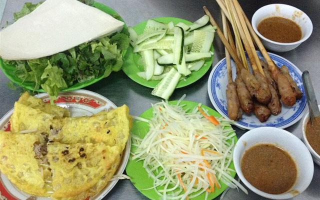 Bánh Xèo Bà Dưỡng - Hoàng Diệu ở Đà Nẵng
