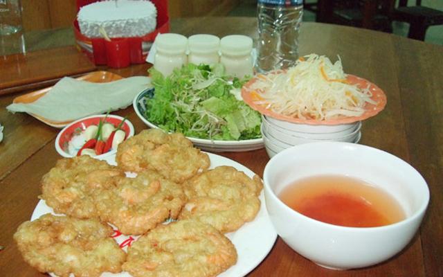 Bánh Tôm Bà Phúc ở Đà Nẵng
